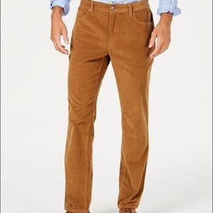 CLUB ROOM NWT Corduroy Pants Size 38 x 30